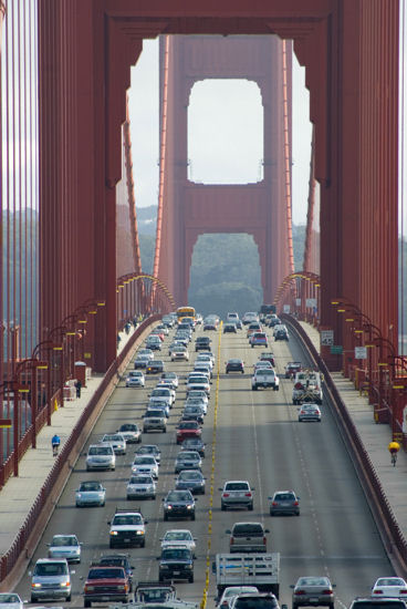 The Other Side Of The Golden Gate Bridge New Feminism